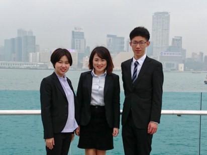 香港学生大使として2週間の香港研修に派遣されました