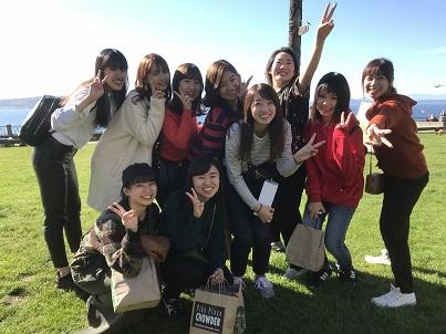 ★MFWI★シアトル・ポートランド旅行 2日目