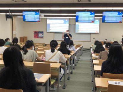 10月3日にオープンキャンパスが開催されました