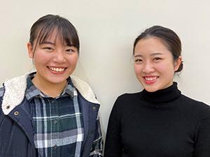 前田朋恵さんと御厨萌子さんが「日本文化 英語プレゼンコンテスト」本選大会に出場します