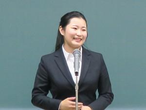 shiori speech