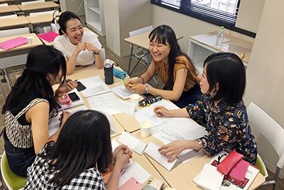 清水ゼミ3年生が4大学合同で「英語スピーチ勉強会」を開催しました